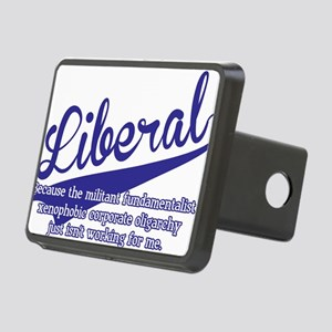 liberal Rectangular Hitch Cover