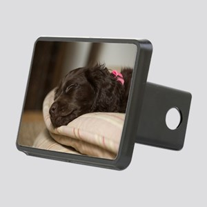 Pippi Sleeping Rectangular Hitch Cover
