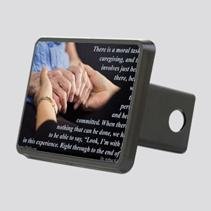 Im With You Rectangular Hitch Cover