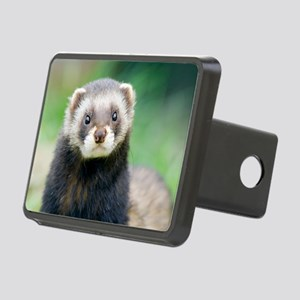 European polecat Rectangular Hitch Cover