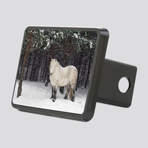 Highland pony Rectangular Hitch Cover