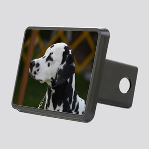 Sweet Dalmatian Rectangular Hitch Cover