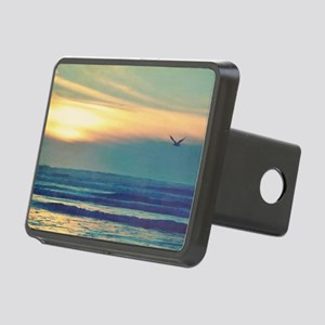 Take Me to the Sea Rectangular Hitch Cover