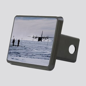 Antarctic airfield Rectangular Hitch Cover