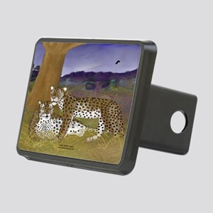 ALazyDay_laptop_skin Rectangular Hitch Cover