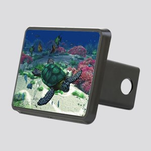 st_laptop_skin Rectangular Hitch Cover