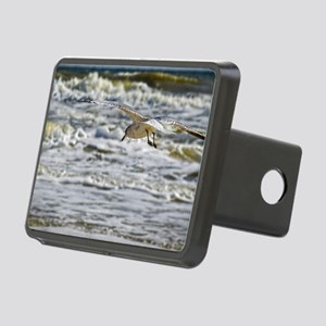 big wave gull Rectangular Hitch Cover