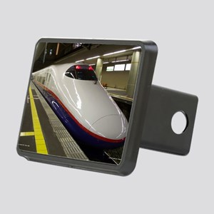 The Bullet Train Rectangular Hitch Cover