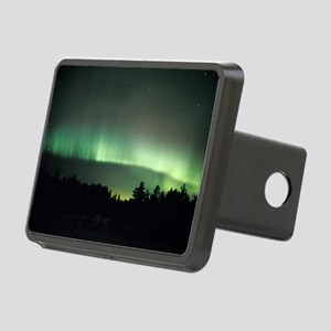 Aurora borealis Rectangular Hitch Cover