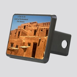 Taos11coverbig Rectangular Hitch Cover