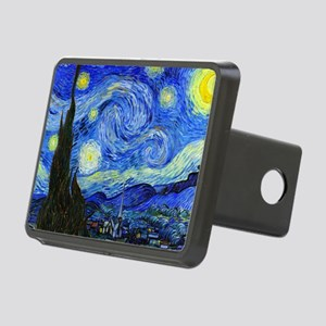 Van Gogh Rectangular Hitch Cover