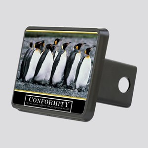 Large Conformity Poster HI Rectangular Hitch Cover