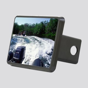 Rubber dinghies Rectangular Hitch Cover