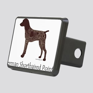 GSPColorWords Rectangular Hitch Cover