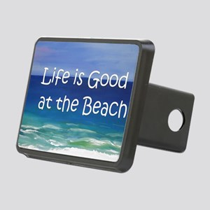 Beach Rectangular Hitch Cover