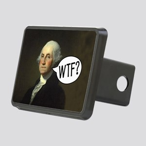 george-washington-rec Rectangular Hitch Cover