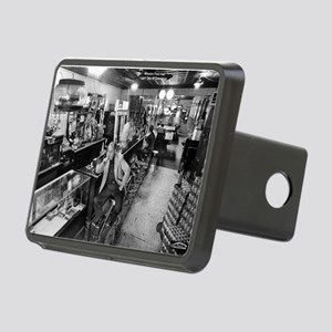 Mission Pool Hall -Last Da Rectangular Hitch Cover