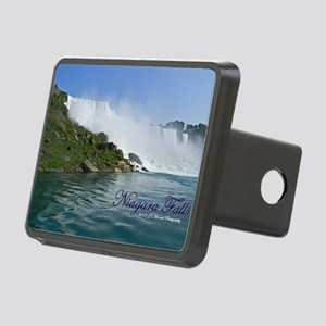 Bridal Falls Rectangular Hitch Cover