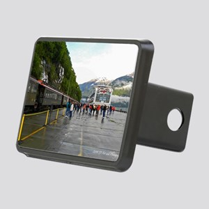 Railway and Cruise Ship Rectangular Hitch Cover