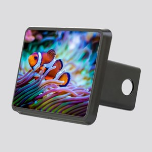 Clownfish Rectangular Hitch Cover