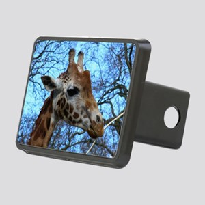 Giraffe Rectangular Hitch Cover