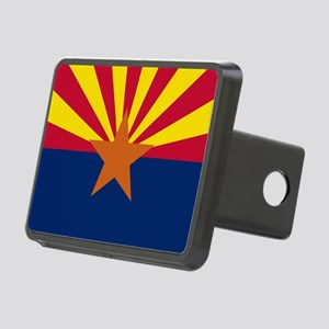 State Flag of Arizona Rectangular Hitch Cover
