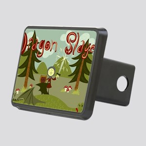 Dragon Slayer Rectangular Hitch Cover