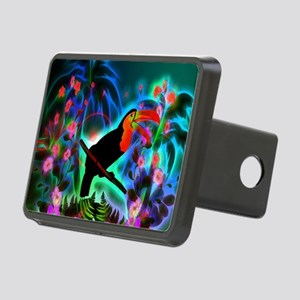 Tropical design Hitch Cover