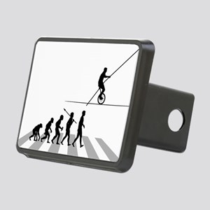 High-Wire-Unicycle Rectangular Hitch Cover