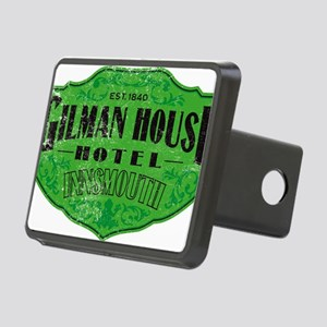 GILMAN HOUSE HOTEL Rectangular Hitch Cover
