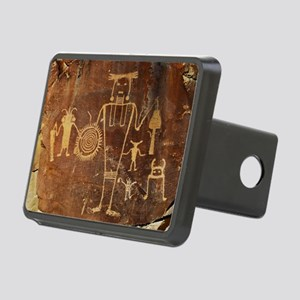 Fremont Rock Art 2x8pt31 Rectangular Hitch Cover