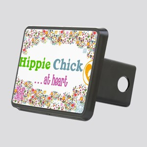 lg-hippie-chick Rectangular Hitch Cover