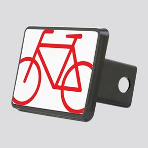 bikered Rectangular Hitch Cover