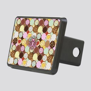 Cookies Rectangular Hitch Cover