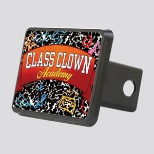 sticker oval comp Rectangular Hitch Cover