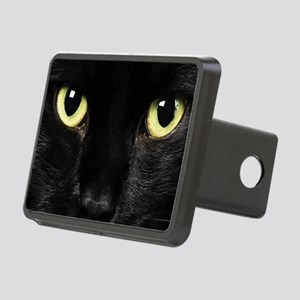 Black Cat Hitch Cover