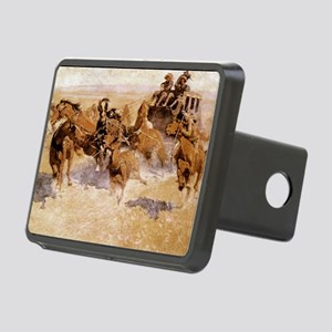 Downing the Nigh Leader, 1 Rectangular Hitch Cover