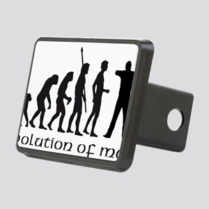 Evolution BogenschieÃ?en B Rectangular Hitch Cover