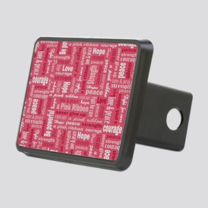 Awareness copy Rectangular Hitch Cover