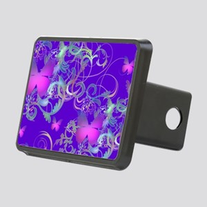beach 8 Rectangular Hitch Cover