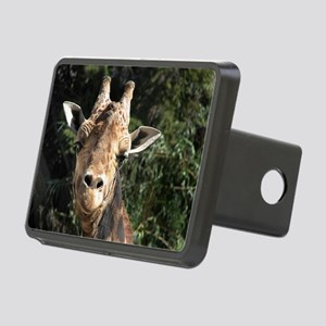 SmilingGiraffe Shoulder Rectangular Hitch Cover