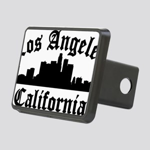 Los Angeles, CA Rectangular Hitch Cover