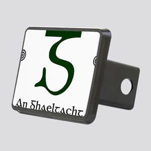 Gaeltacht3 Rectangular Hitch Cover