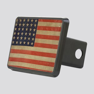 Vintage U.S. Flag (36 Star) Hitch Cover