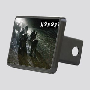 MUSH Photo 2 with Logo Rectangular Hitch Cover