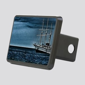 The Storm Rectangular Hitch Cover