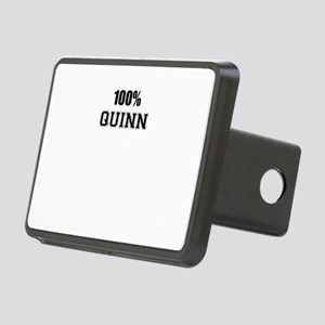 100% QUINN Rectangular Hitch Cover