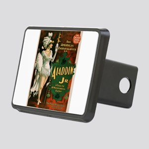 Vintage poster - Aladdin J Rectangular Hitch Cover