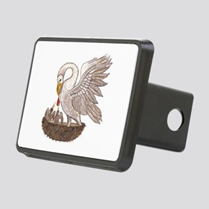 SCA Rectangular Hitch Cover