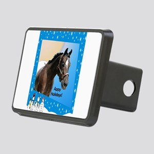 Appy Holidays Rectangular Hitch Cover
